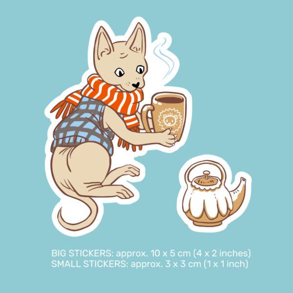 Sticker Sizes