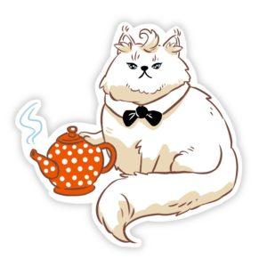 Marshmallow-kitty-sticker