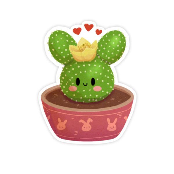 Angel Wing Cactus