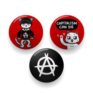 Anarchy-Badge-Set