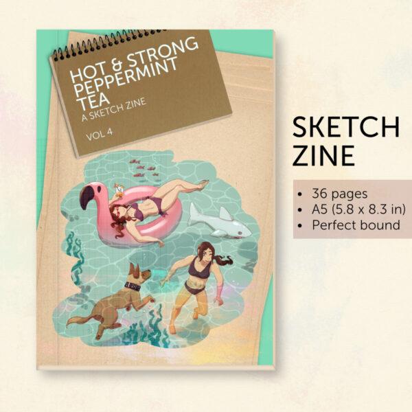 Sketch Zine Vol 4